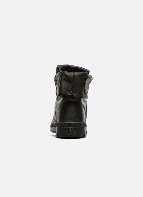 Boots en enkellaarsjes Palladium Pallabrousse Baggy L2 U Zwart rechts
