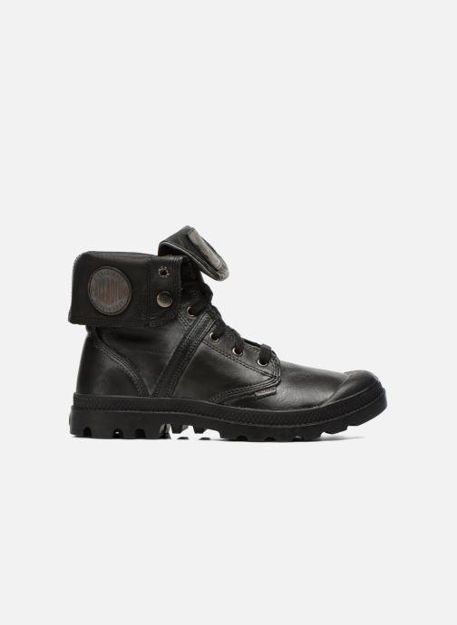 Boots en enkellaarsjes Palladium Pallabrousse Baggy L2 U Zwart achterkant