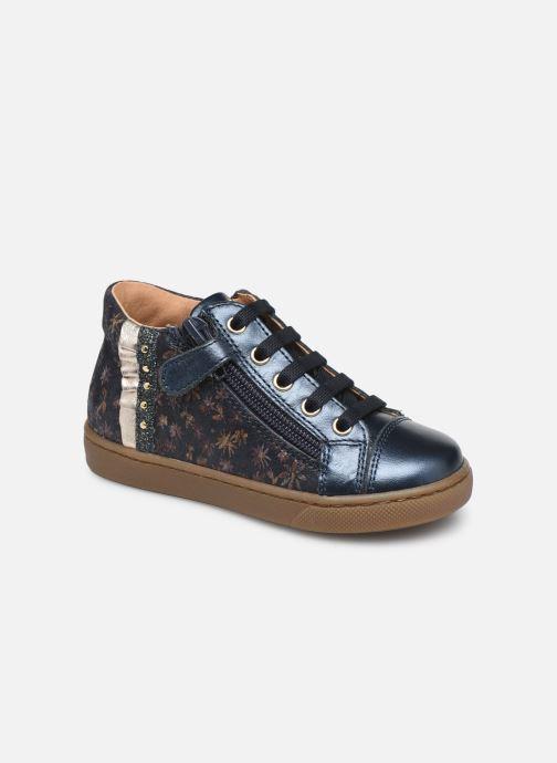 Bottines et boots Babybotte Aurore Bleu vue détail/paire