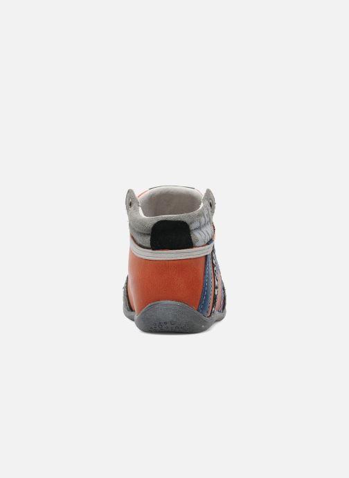 Sneakers Babybotte Fenix Arancione immagine destra