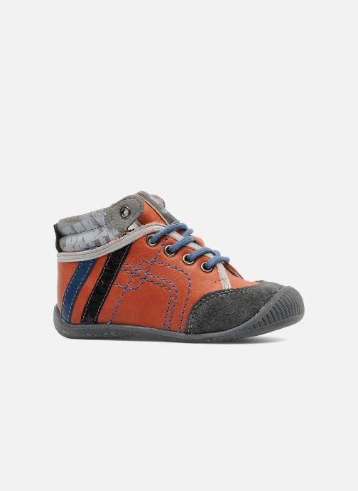 Sneakers Babybotte Fenix Arancione immagine posteriore