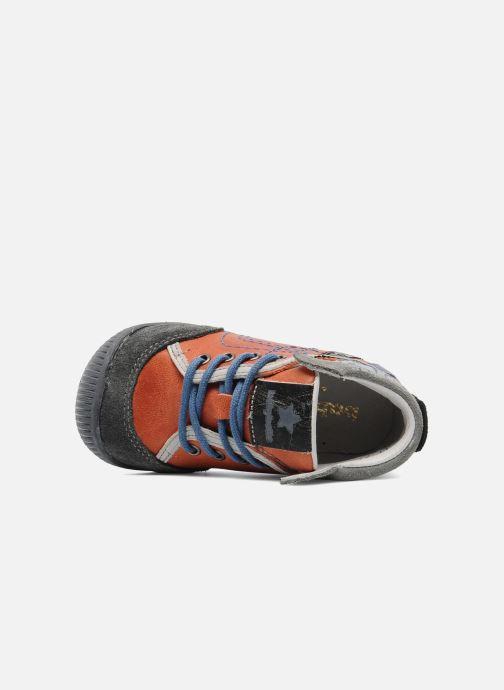 Sneakers Babybotte Fenix Arancione immagine sinistra
