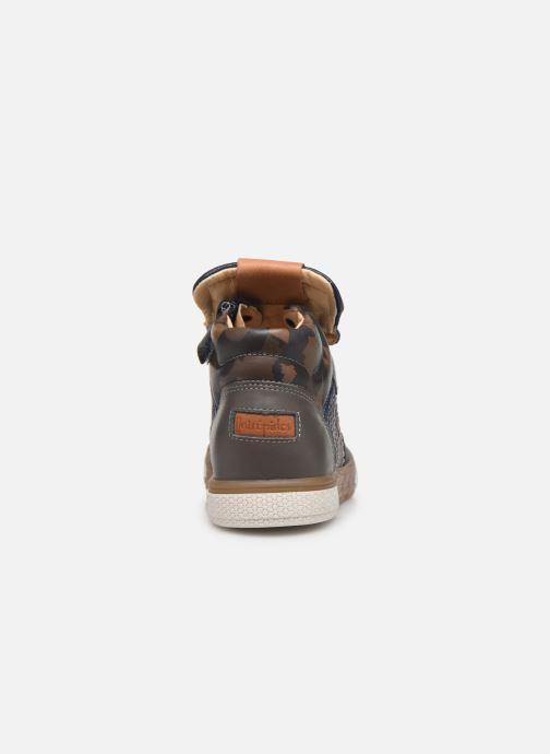 Sneakers Babybotte Kid Blauw rechts