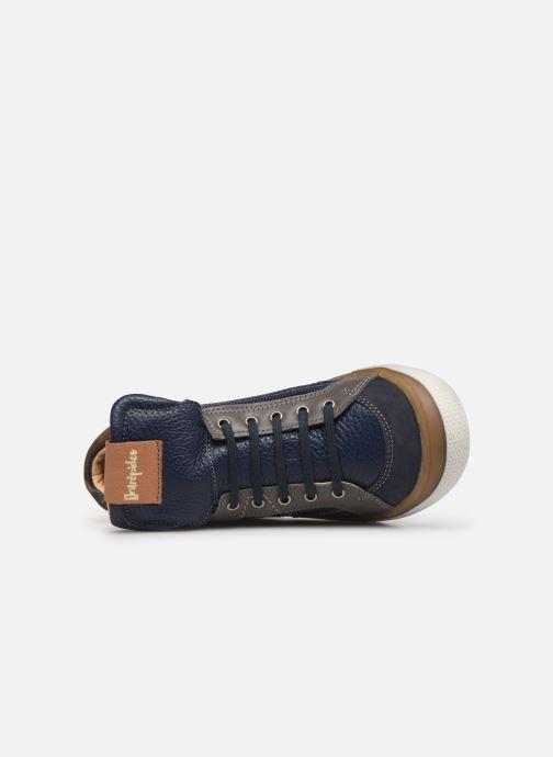 Sneakers Babybotte Kid Blauw links