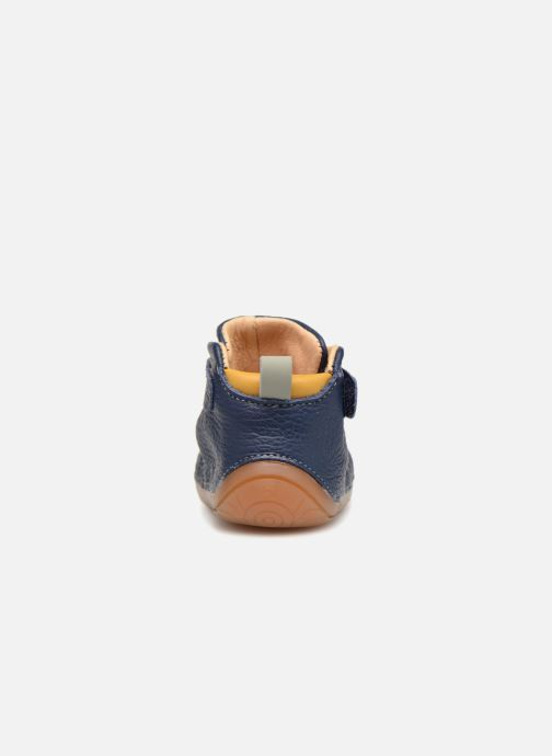 Velcro shoes Babybotte ZAK Blue view from the right