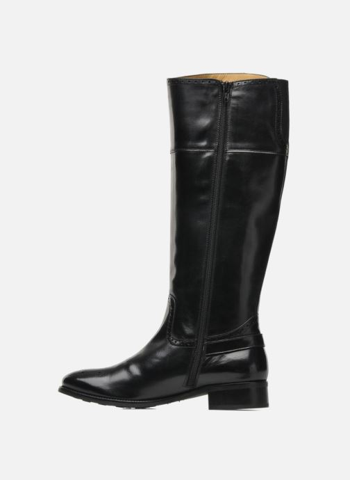 Boots & wellies Georgia Rose Amou Black front view