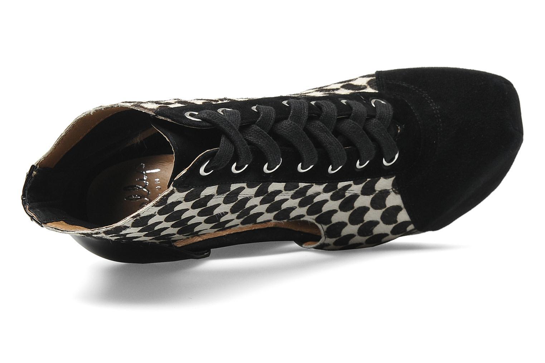 Bottines et boots Shellys London Vokata Noir vue gauche