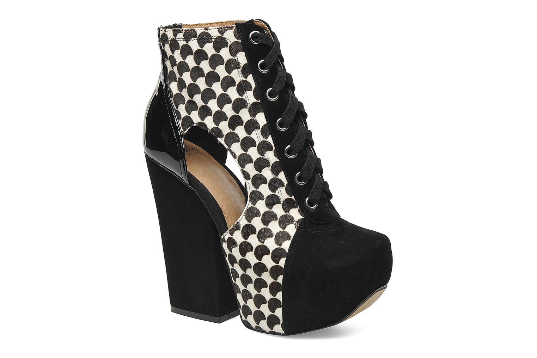 Bottines et boots Shellys London Vokata Noir vue détail/paire