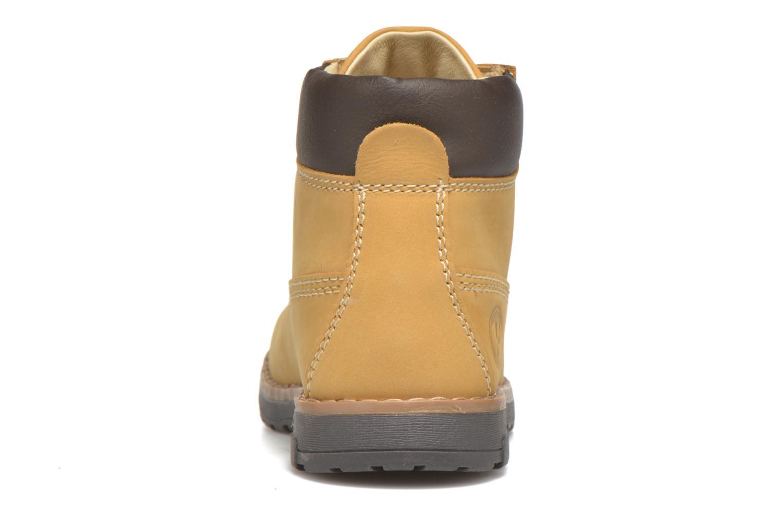 Bottines et boots Primigi POND 1 Marron vue droite
