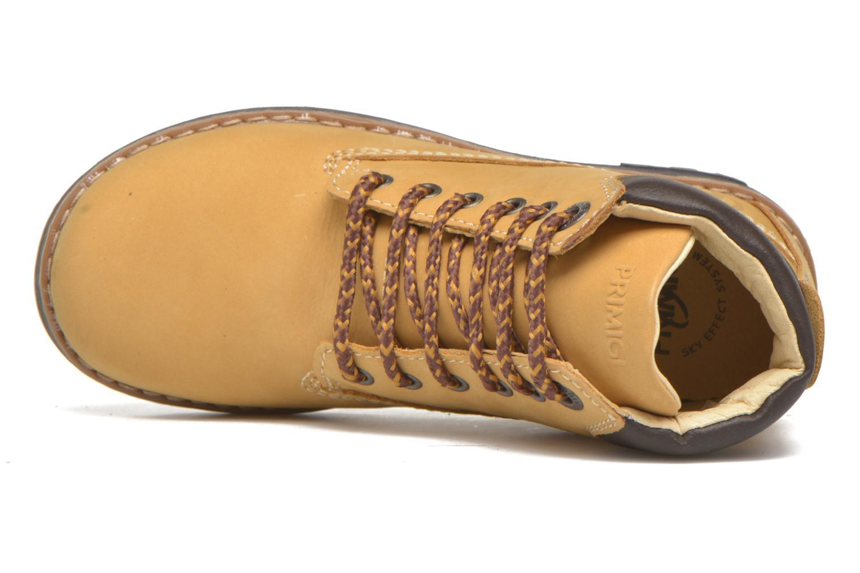Bottines et boots Primigi POND 1 Marron vue gauche