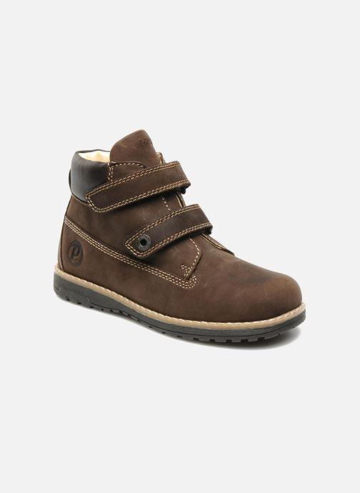 Boots en enkellaarsjes Primigi ASPY 1 Bruin detail