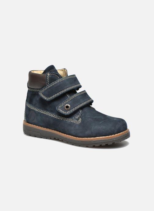 Ankle boots Primigi ASPY 1 Blue detailed view/ Pair view