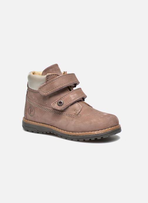 Ankle boots Primigi ASPY 1 Beige detailed view/ Pair view