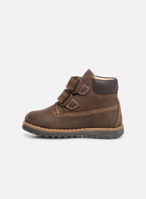 Boots en enkellaarsjes Primigi ASPY 1 Bruin voorkant
