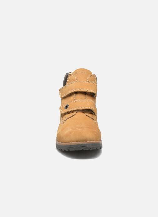 Bottines et boots Primigi ASPY 1 Marron vue portées chaussures
