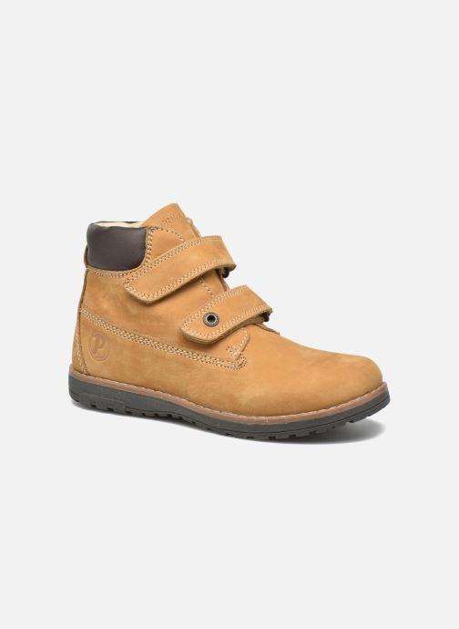Bottines et boots Primigi ASPY 1 Marron vue détail/paire