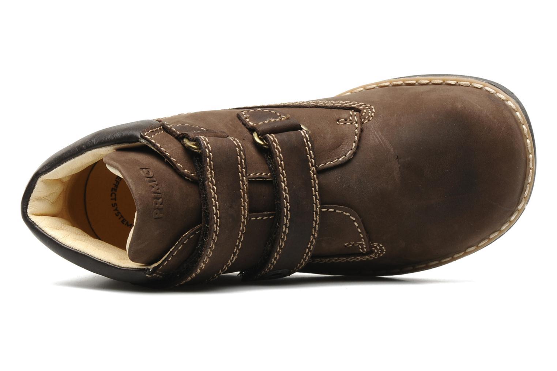 Bottines et boots Primigi ASPY 1 Marron vue gauche