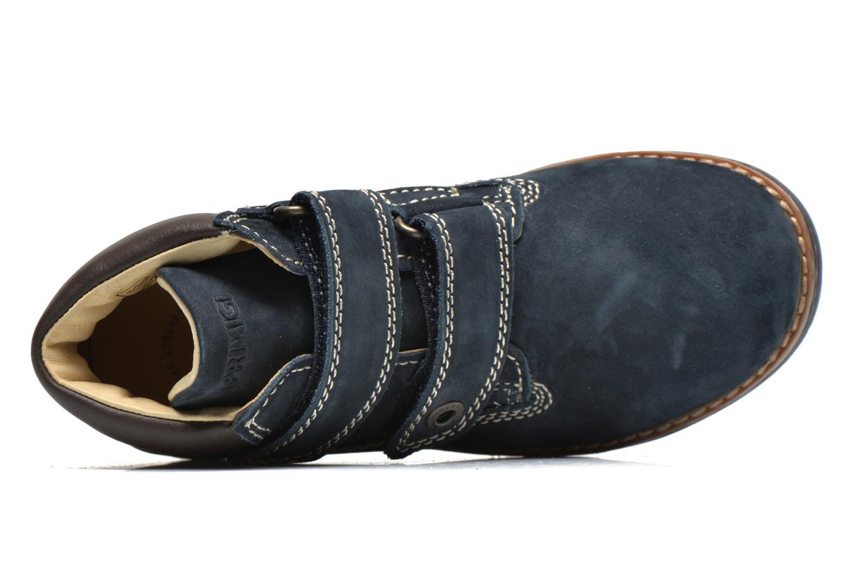 Bottines et boots Primigi ASPY 1 Bleu vue gauche