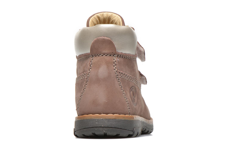 Bottines et boots Primigi ASPY 1 Beige vue droite