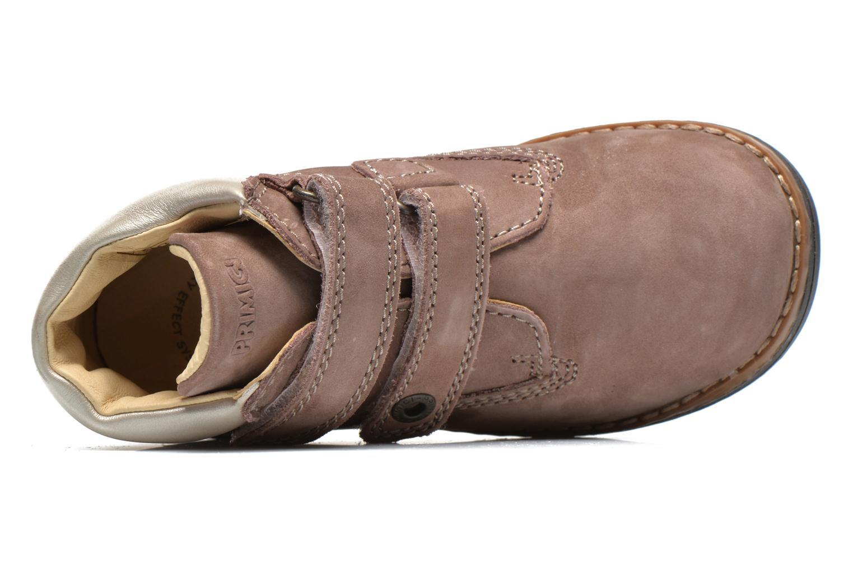Bottines et boots Primigi ASPY 1 Beige vue gauche