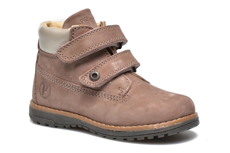 Bottines et boots Primigi ASPY 1 Beige vue détail/paire