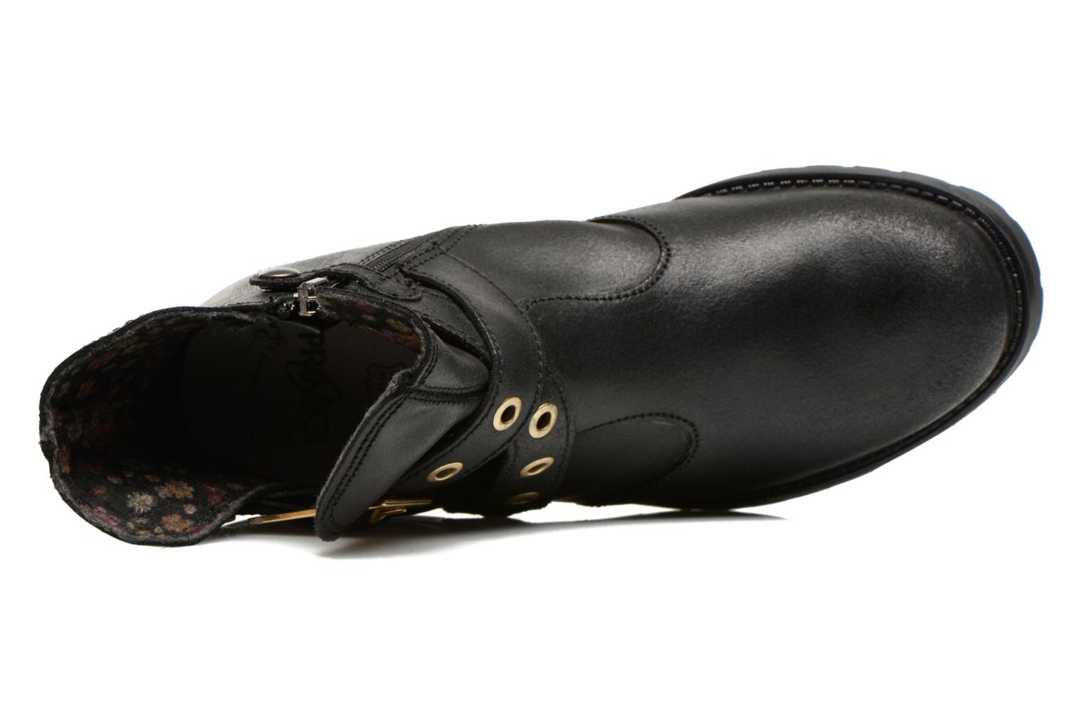Ankle boots Primigi BERYL Black view from the left