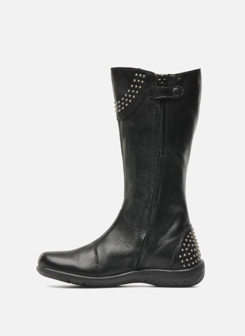 Boots & wellies Primigi MIMMA Black front view