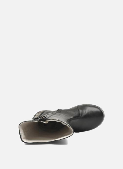 Stiefel Primigi MIMMA schwarz ansicht von links