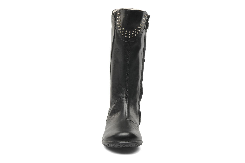 Bottes Primigi MIMMA Noir vue portées chaussures