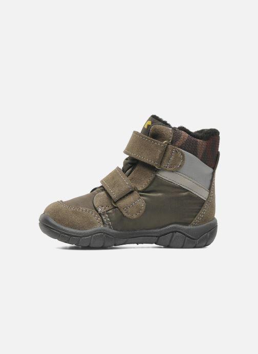 Ankle boots Primigi MIRCO-E Brown front view