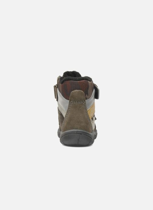 Ankle boots Primigi MIRCO-E Brown view from the right