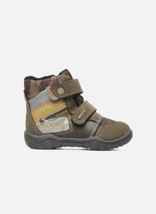 Ankle boots Primigi MIRCO-E Brown back view