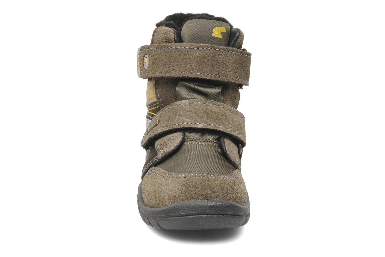 Bottines et boots Primigi MIRCO-E Marron vue portées chaussures
