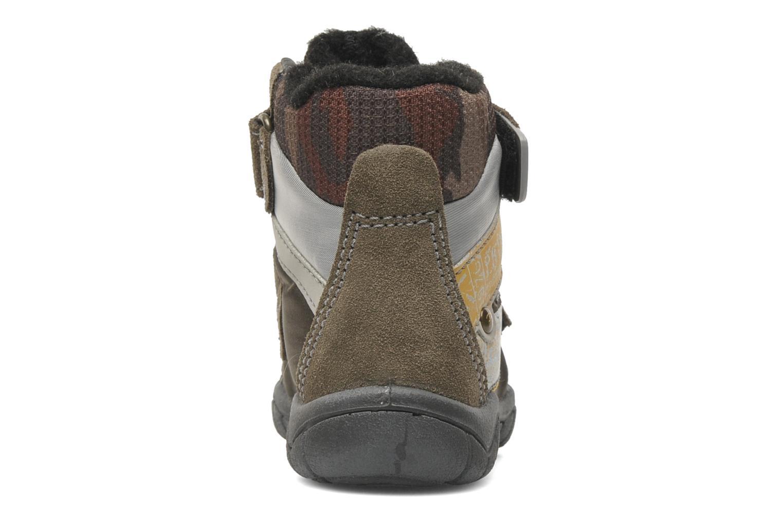 Bottines et boots Primigi MIRCO-E Marron vue droite