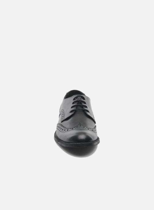 Chaussures à lacets Start Rite Burford Noir vue portées chaussures