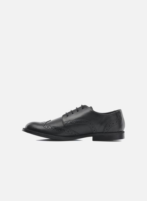 Chaussures à lacets Start Rite Burford Noir vue face