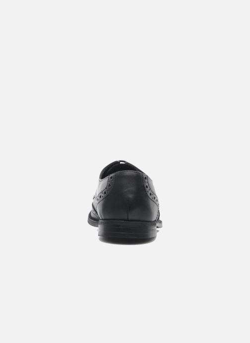 Chaussures à lacets Start Rite Burford Noir vue droite