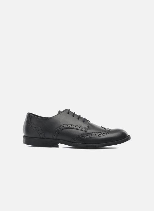 Chaussures à lacets Start Rite Burford Noir vue derrière