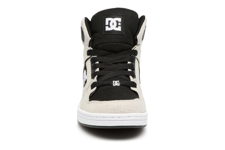 Baskets DC Shoes REBOUND B Gris vue portées chaussures