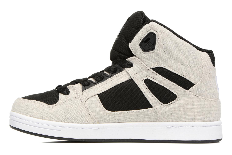 Baskets DC Shoes REBOUND B Gris vue face