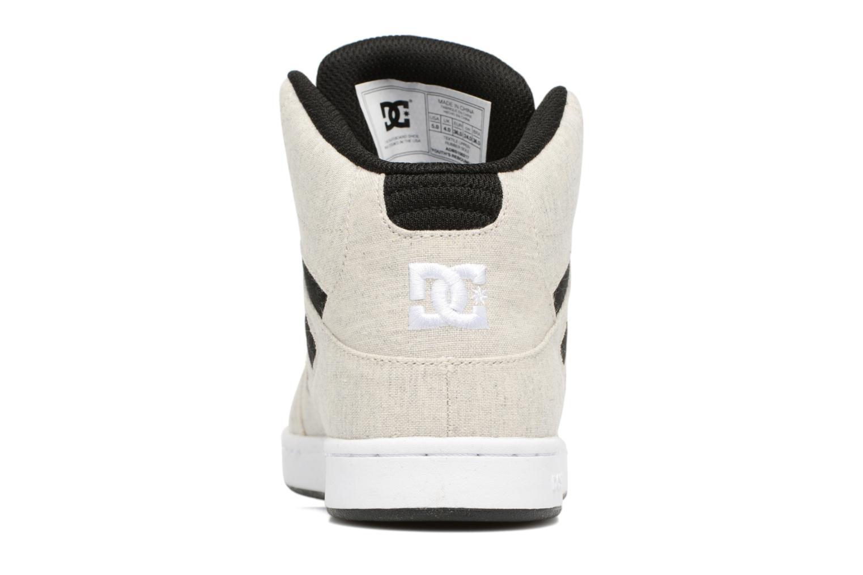 Baskets DC Shoes REBOUND B Gris vue droite