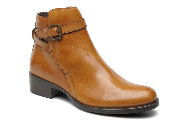 Bottines et boots Jonak Ananas Marron vue détail/paire