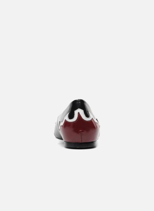 Bordeaux Jonak Jonak Cuir Noir Prunette Prunette F5Idcqd