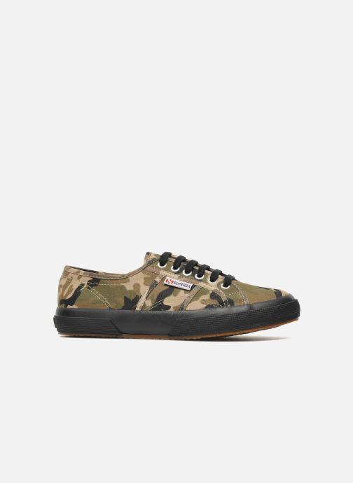 Sneakers Superga 2750 Cotu Camou Multicolor achterkant