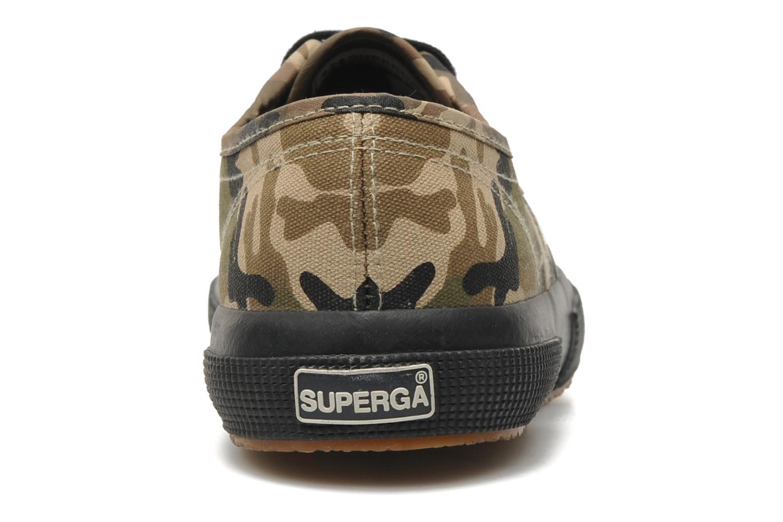 Superga Camou Green Cotu 2750 Dk Camouflage hQrsdCt