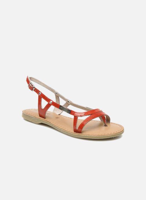 Sandali e scarpe aperte Les Tropéziennes par M Belarbi ISATIS E Rosso vedi  dettaglio paio ec360aebc85