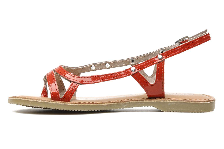 Sandals Les Tropéziennes par M Belarbi ISATIS E Red front view