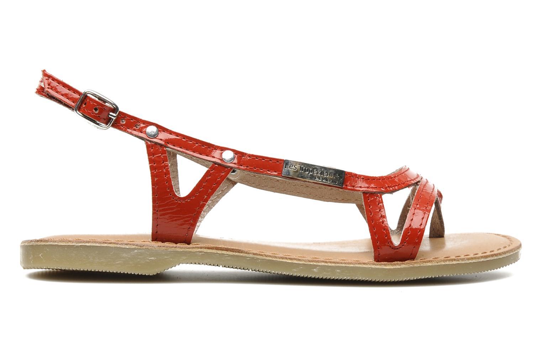 Sandals Les Tropéziennes par M Belarbi ISATIS E Red back view