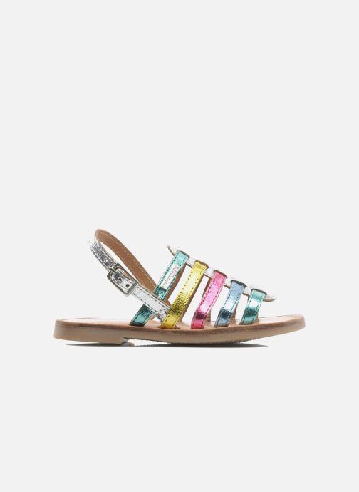 Sandalen Les Tropéziennes par M Belarbi LILOU mehrfarbig ansicht von hinten