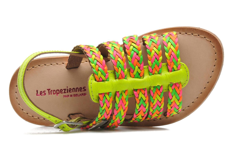 Sandales et nu-pieds Les Tropéziennes par M Belarbi LILOU Multicolore vue gauche
